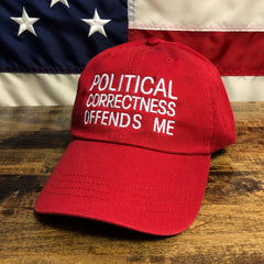 Political Correctness Offends Me Red Hat