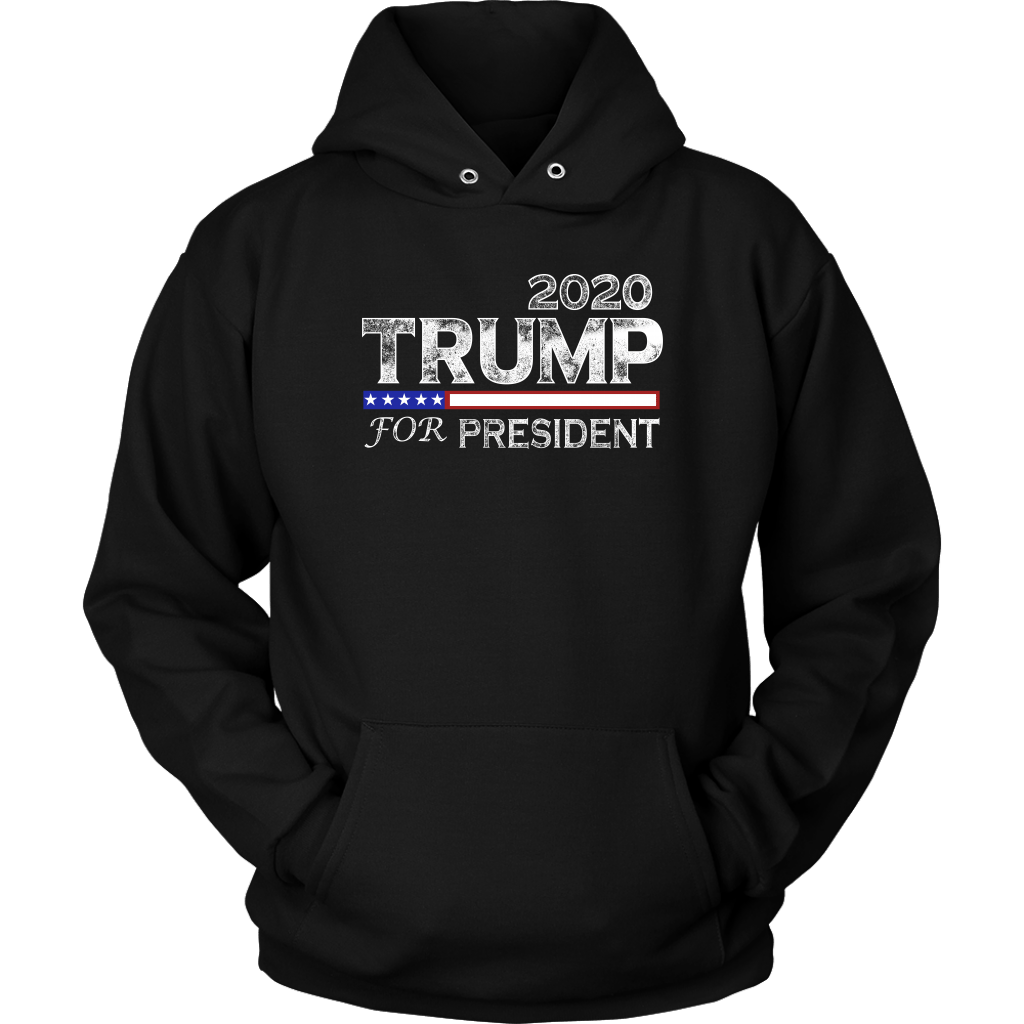 45th President Donald Trump 2020 Hoodie