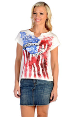 American Spirit Loose Fit T-Shirt