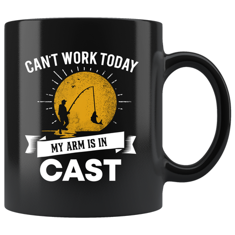 Can't Work Today Mug