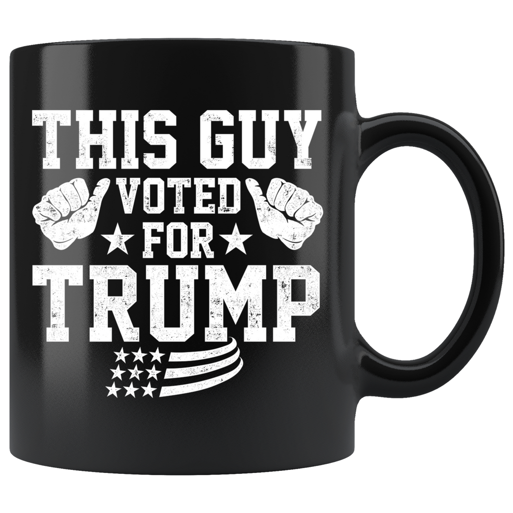 This Guy Voted For Trump Mug