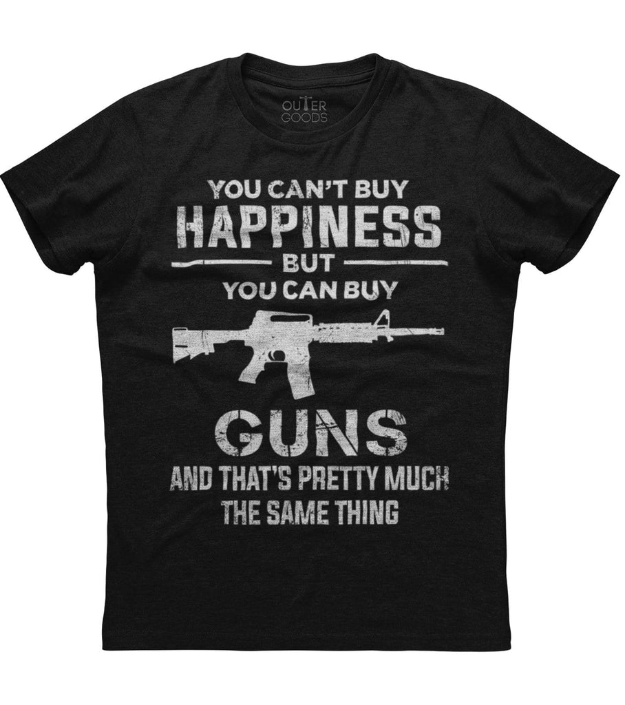 Guns And Happiness Shirt (O)