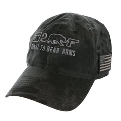 Right To Bear Arms Icon Kryptek Typhon Hat (O)