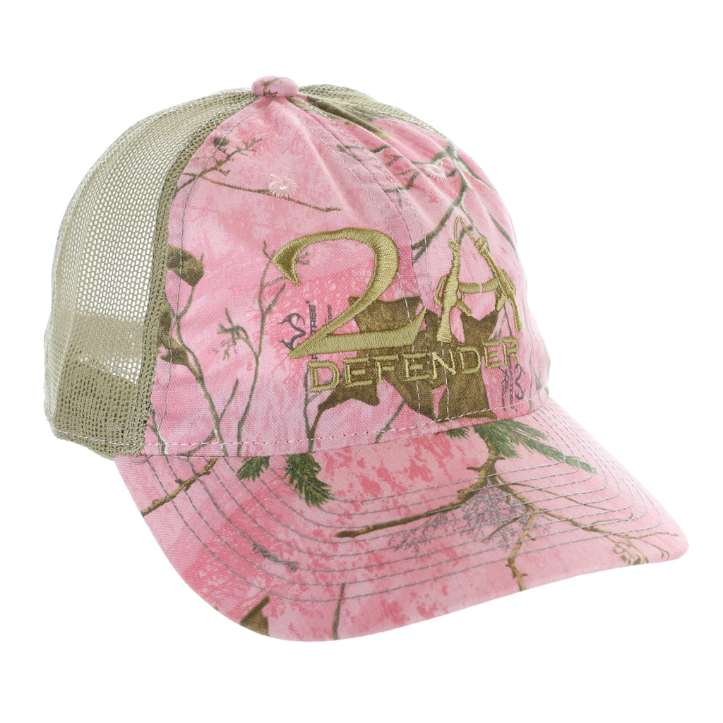 2nd Amendment Protect 2A Pink RealTree Hat (O)