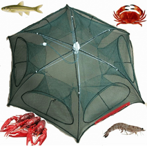 Fishing Bait Trap Crab Net