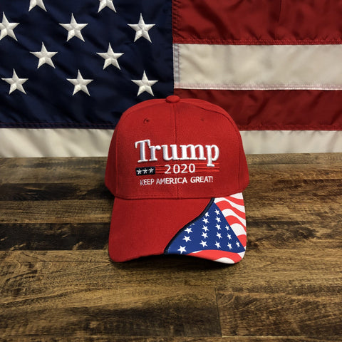 President Trump 2020 Keep America Great Classic Authentic Hat