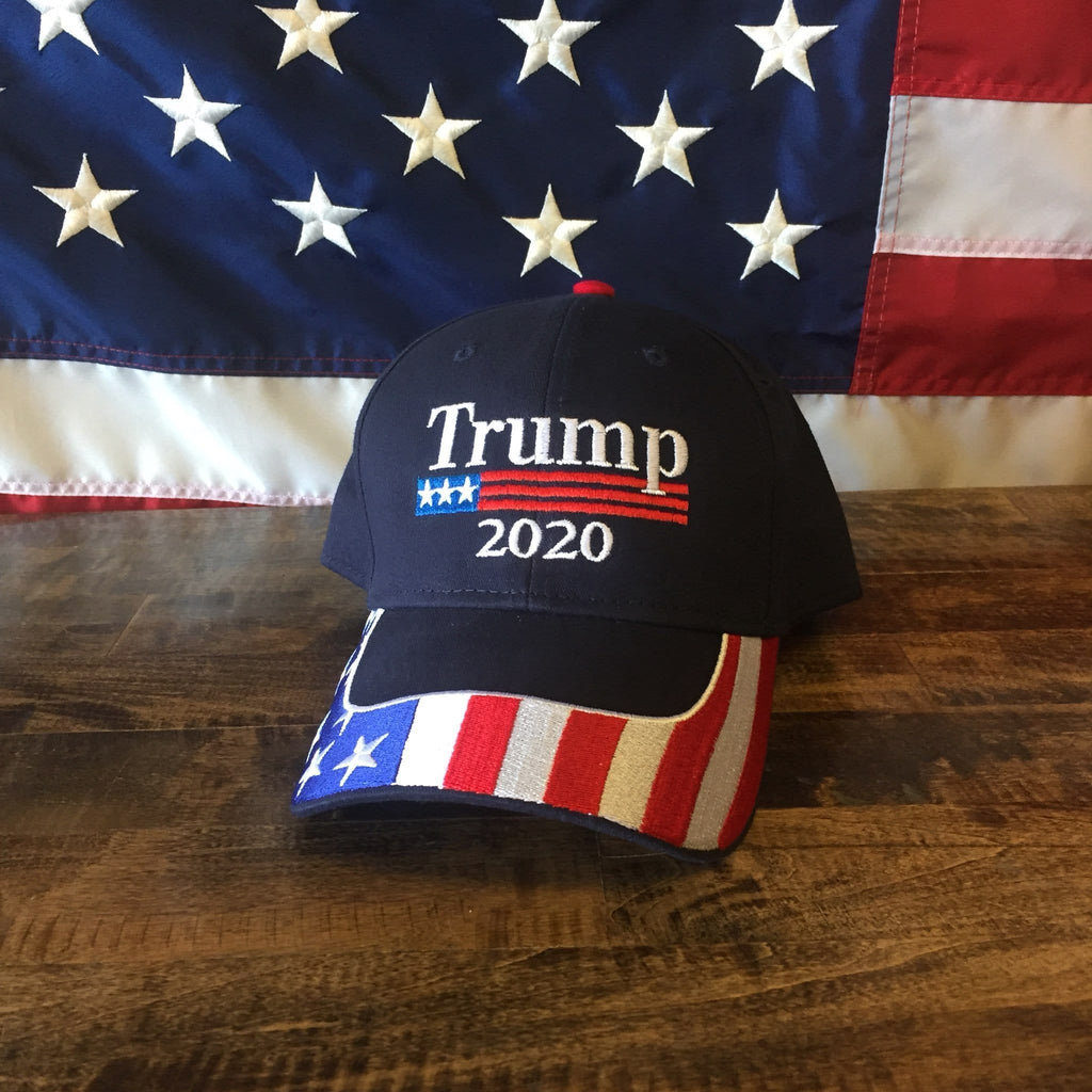 President Trump 2020 Keep America Great Republican Authentic Hat