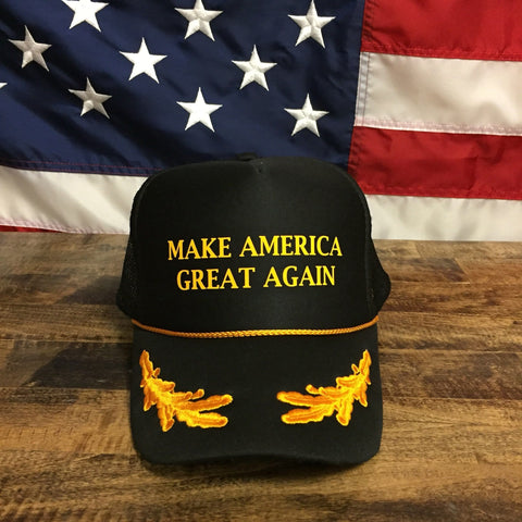 President Donald Trump MAGA Authentic Black Hat