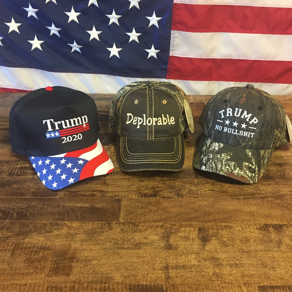 Donald Trump Bundle of Three Hat