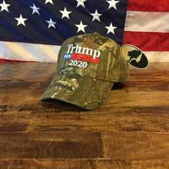 The President Trump 2020 Real Tree Camoflage Hat