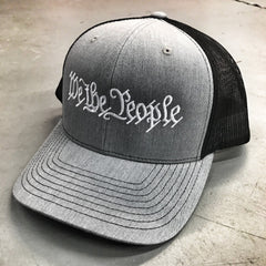 We The People Mesh Back Hat