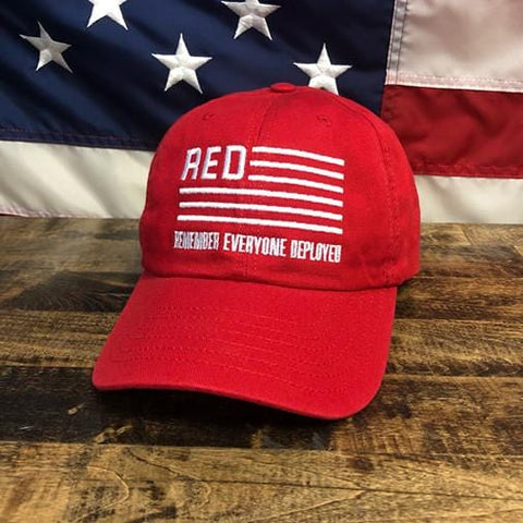 The R.E.D Deployed Authentic Red Hat