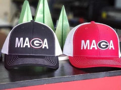 Donald Trump MAGA Hat - Red or Black