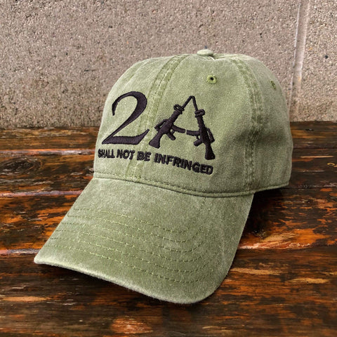Do Not Infringe The Second Amendment Hat