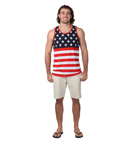 Cool Flag Men's Tank Top