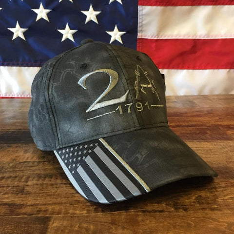 2nd Amendment Authentic Kryptek Typhon Hat