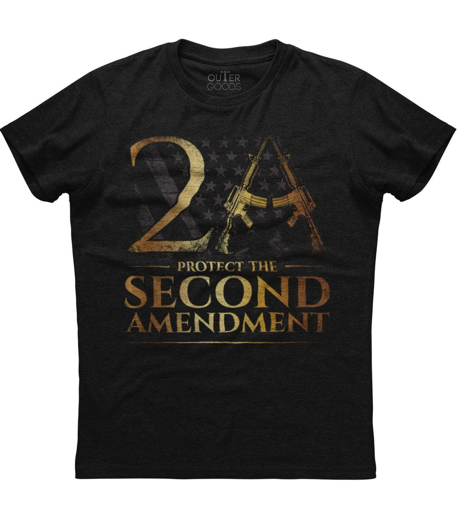 Protect The 2nd Amendment T-Shirt (O)
