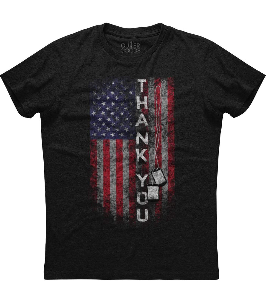 Thank You T-Shirt (O)