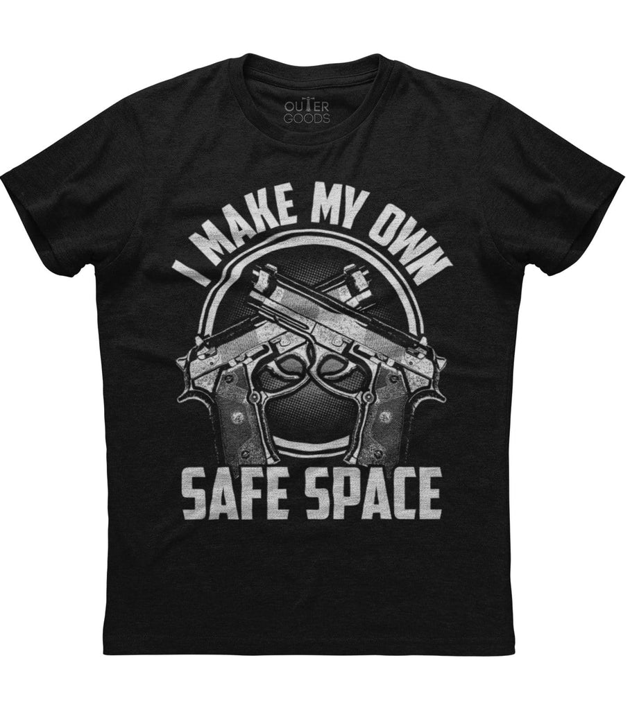I Make My Own Safe Space T-Shirt (O)