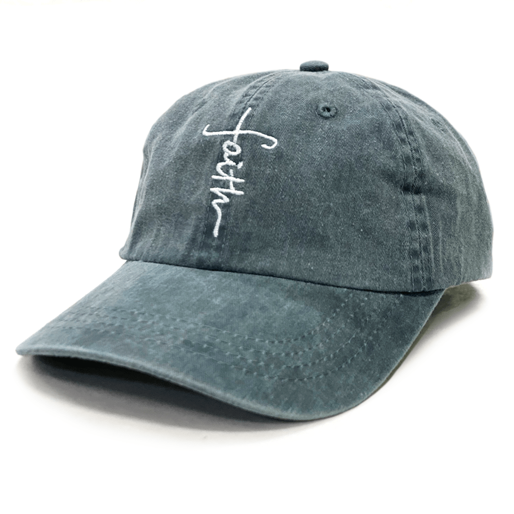 Faith Cross Hat (O)