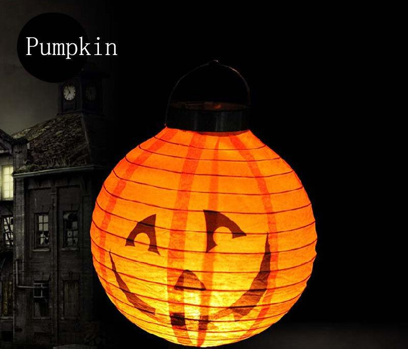 Halloween Hanging LED Decor Lantern