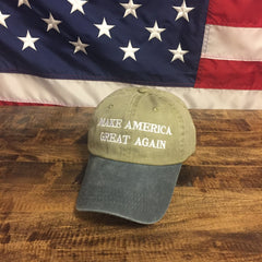 President Trump Liberal 2020 Make America Great Authentic Camo Hat