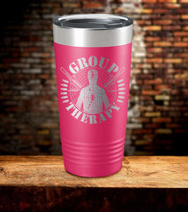 Group Therapy Tumbler (O)