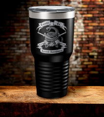 Loyalty To Second Amendment Tumbler (O)