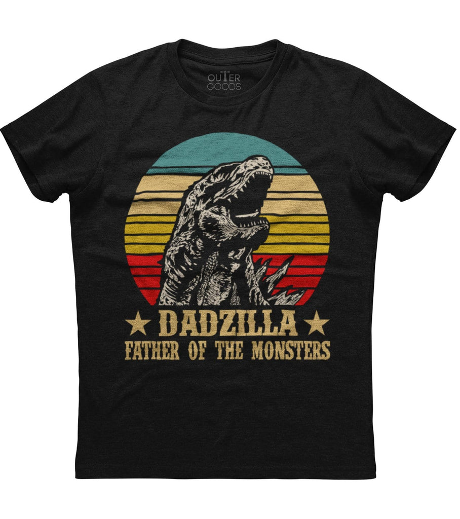 Dadzilla Father Of Monsters T-Shirt (FD20)