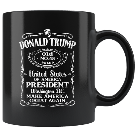 President Donald Trump Make America Great Mug
