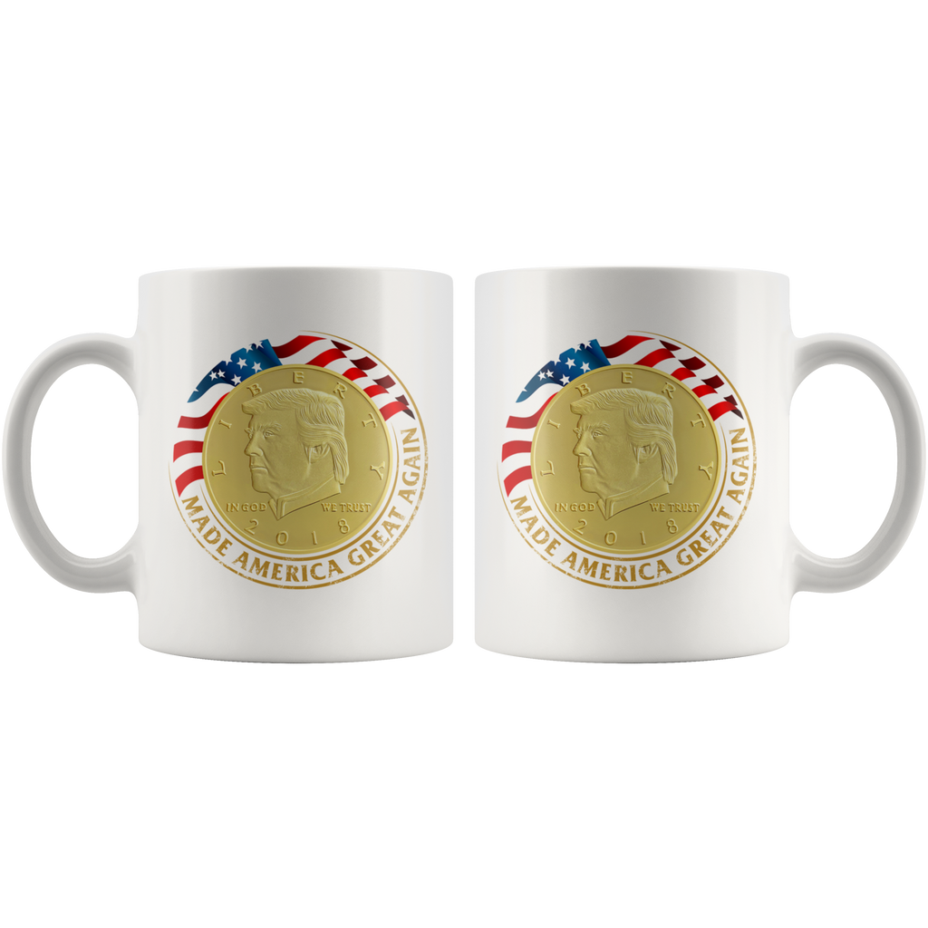 Trump Make America Great Again Mug