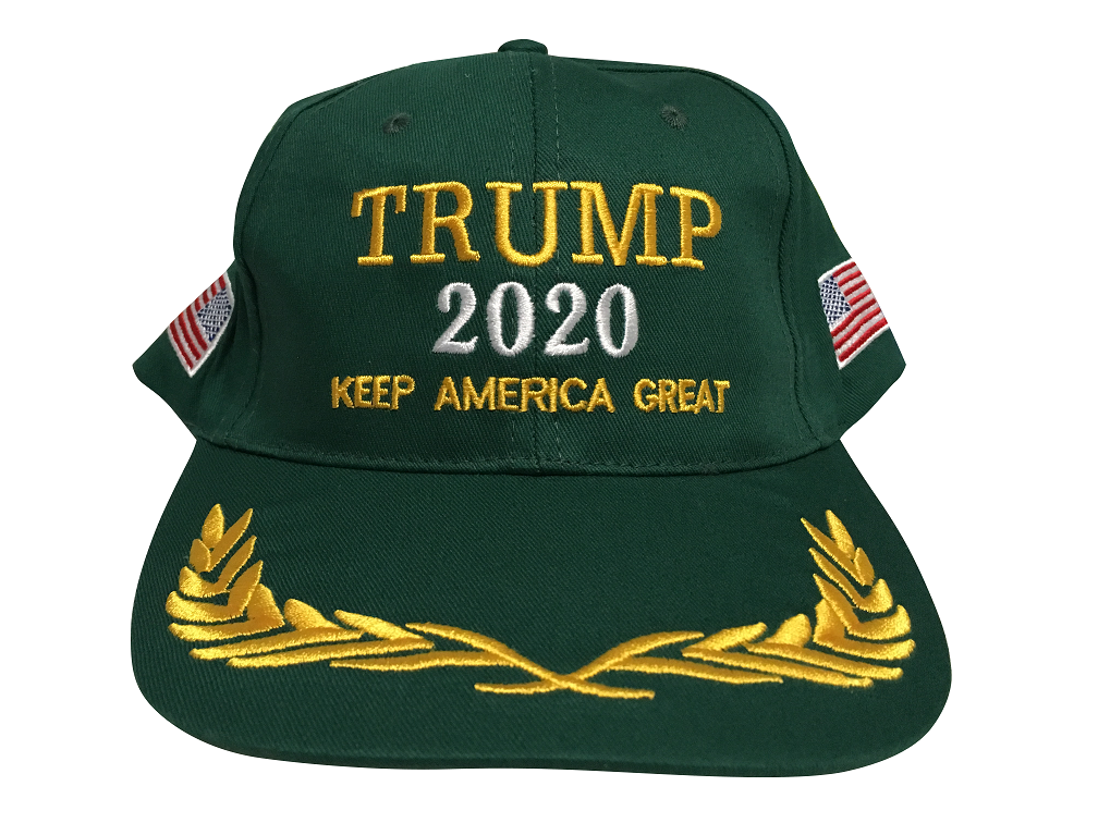 President Donald Trump 2020 Keep America Great US Flag Hat