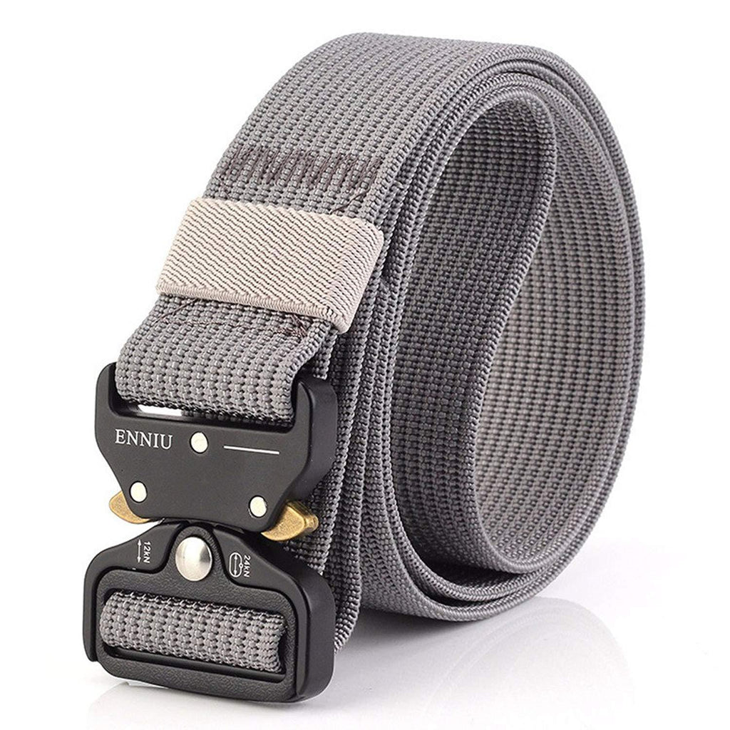Tactical Military Buckle Belt