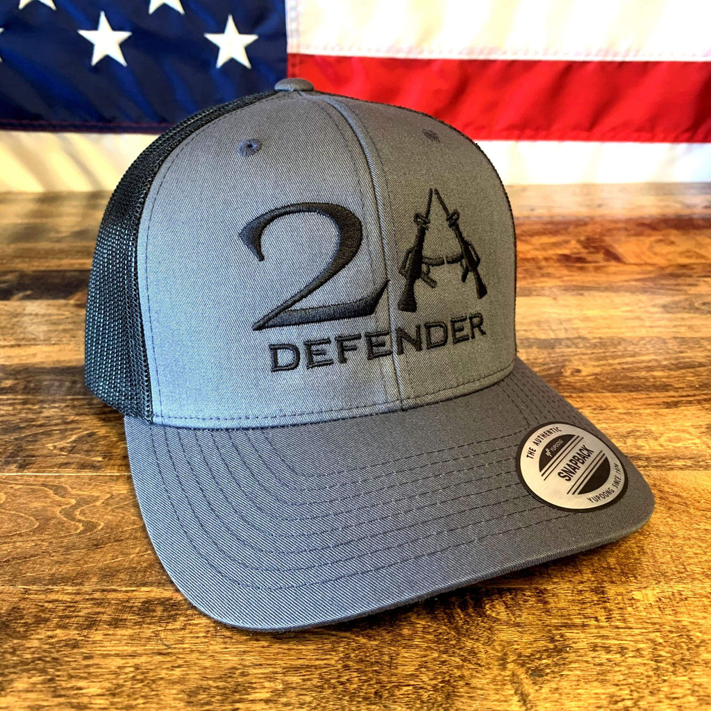 2nd Amendment Defender Snap-back Hat (BS)