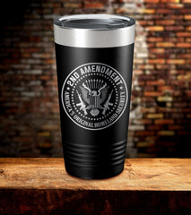 2nd Amendment America's Original Homeland Security Tumbler
