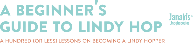 A beginner's guide to Lindy Hop