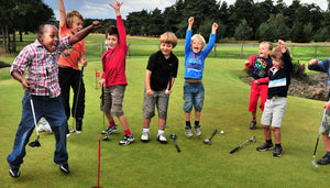 2 Day Junior Golf School