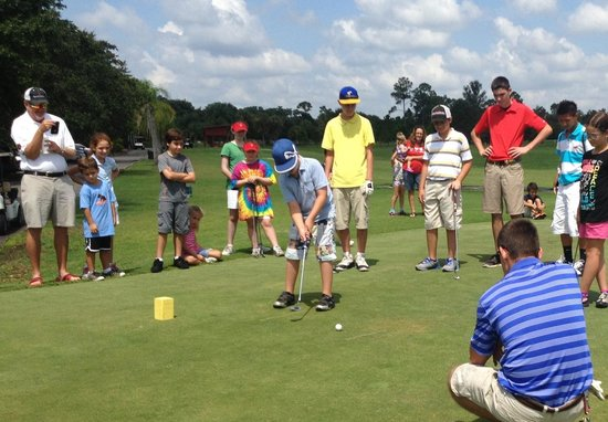 1 Day Junior Golf School