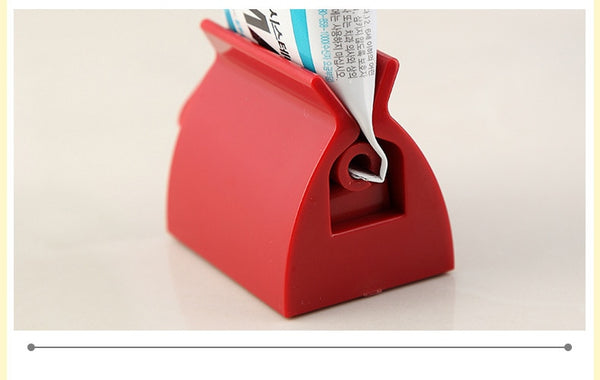 Rolling Toothpaste Squeezer Tube Toothpaste Tooth Paste Squeezer Dispenser Creative Toothpaste Holder