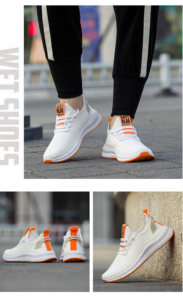 Mens Casual Running Walking Sneakers