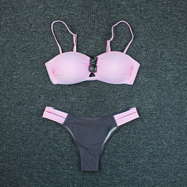 Push Up Bikini Set | Multi-variations