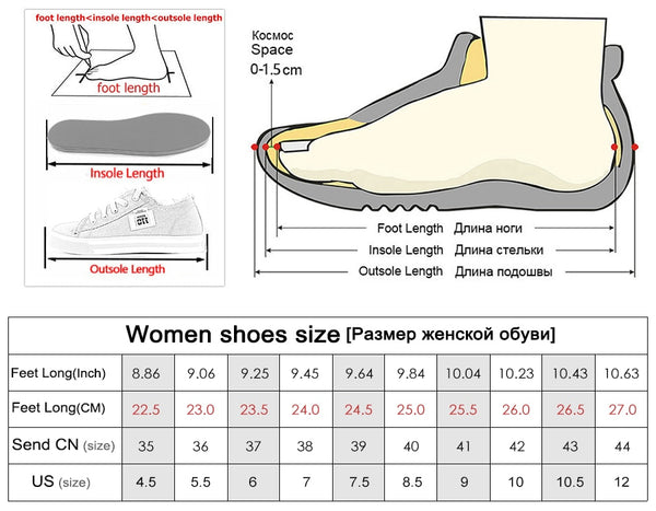 Ladies Canvas Shoes Sneakers Solid Sewing Women Denim Shoe Size 35-41