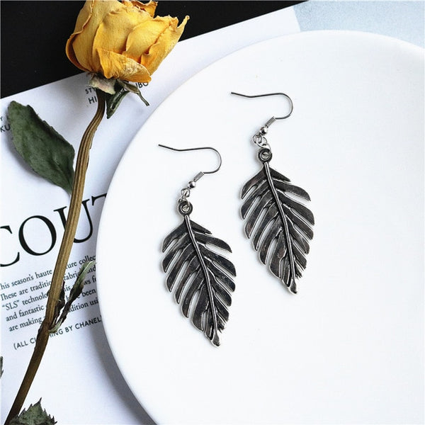 Punk Silver Handcuffs Blade Gun Drop Earrings Creativity Jewelry Accessories Women Simple Fashion Cool Wholesale Pistols