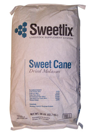 Sweet Cane Dried Molasses 50 lbs
