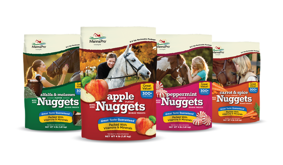 Horse Treat Nuggets