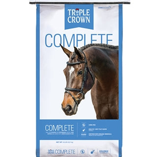Triple Crown Complete Textured Horse Feed