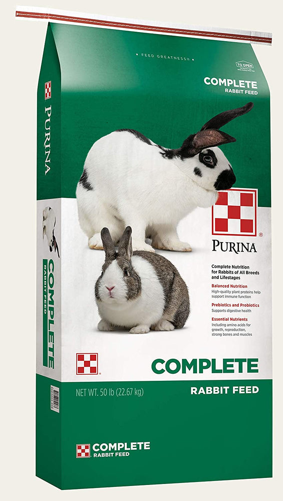 Purina Rabbit Feed - Complete