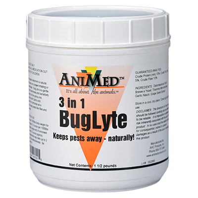 AniMed BugLyte 3 in 1 Pest Control Supplement