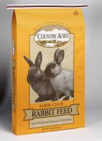 Country Acres 16% Rabbit Pellets 50lbs