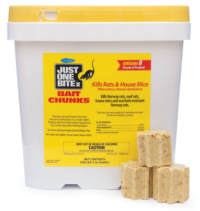 Just One Bite® II Bait Chunks